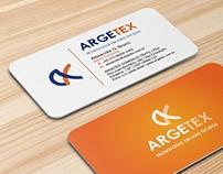 Argetex - Identidade Visual