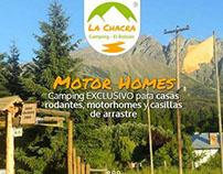 Web La Chacra Camping