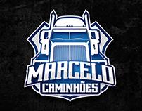 Branding Marcelo Caminhões