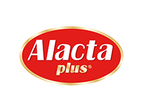 Rediseño logo Marca Alacta Plus, 2017