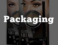 Design de embalagem - Cosmético