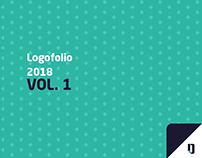 Logofolio 2018 Parte 1 / @daniengrafico