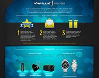 Hot site da Promoção da Varilux