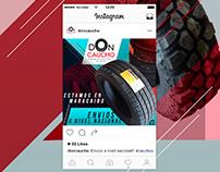 Social Media - Don Cauchos