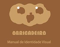"""Manual de Identidade Visual """"Obrigadeiro"""""""