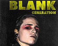 Blank Generation - Ensaio Fotográfico