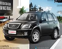 Chery Motors - Anúncios