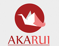 Akarui - Identidade Visual / Visual Identity