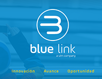 Blue link | Brand 2016