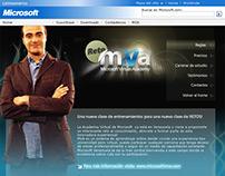 Microsoft Microsite
