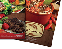 Flyer Churrascaria