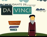 Juego / Aplicación de Da Vinci