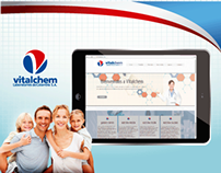 VITALCHEM WEBSITE