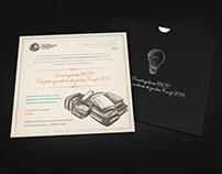 Investigación PUCP | Tarjeta de Invitación