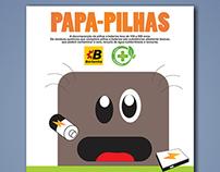 Papa-Pilhas | Grupo Bertanha