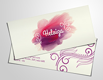 Business Card Heloiza