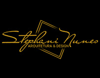 Desenvolvimento Web e Logotipo - Stephani Nunes