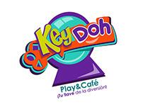 keydoh Logo animado