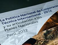 Agencia Peruana de Cooperación Internacional - APCI