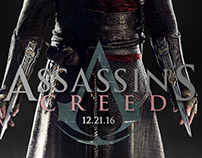 Assassin's Creed the Movie Poster