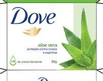 Embalagem Dove - Lançamento de Produto