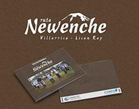 El Libro Ruta Newenche / Ruta Newenche Book Design