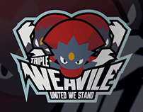 Pokemon Duel team logos