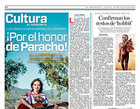 ¡Por el honor de Paracho!