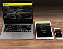 Courier Services Website