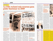 Newspaper / Editiorial Design