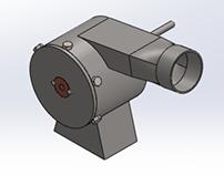 Modelado de Rotor en SolidWorks