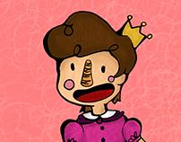 Ilustração - Prince