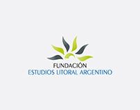 Logotipo Fundación Estudios Litoral
