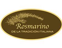 Rosmarino - desarrollo marca