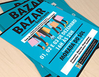 Design - Flyer Bazar