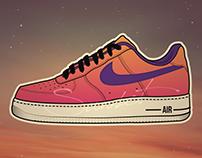 Nike Air Sunset