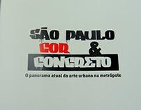 Book - São Paulo, Cor & Concreto
