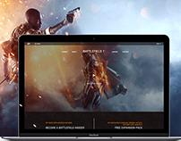 Battlefield™ 1 - Design Concept