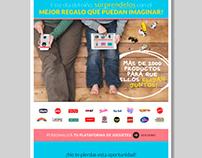 """YOUMarket - Newsletter""""Día de la Madre"""""""
