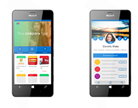 Empresas Hub App