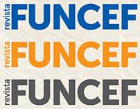 Projeto Gráfico da revista FUNCEF