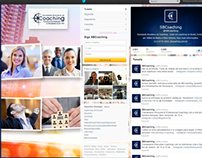 Redes Sociais - Personalização