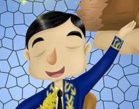 Happy 150th birtday, Ruben Dario!