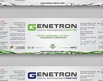 Etiquetas Genetron