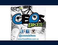Redes Sociales - Marketing Digital - Ceosbikes