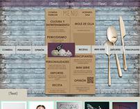 Diseño Web Proyecto 40