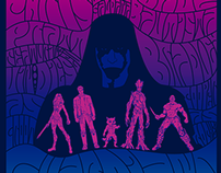 Wes Wilson - Guardians of the Galaxy