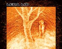 """Diseño (Album de Leda Lid """"El Arco del Viento"""")"""