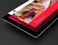 Redesign website Vila Boa