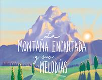 Ilustración y diseño de portada de libro infantil